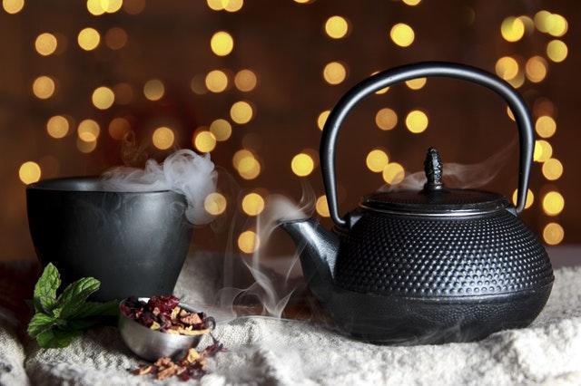 Geniet van een kopje thee tijdens de HLA tea tasting